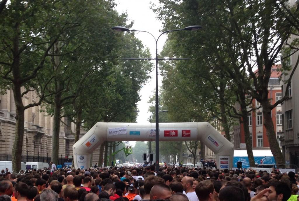 10km 2014 foule