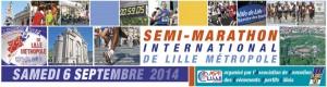 Semi marathon Lille 2014